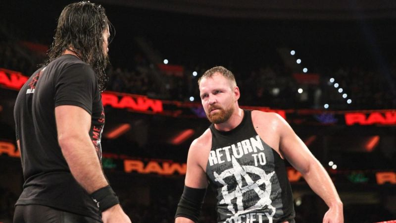 Not the best episode of RAW, all around, this week