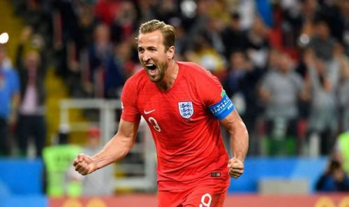 Kane finished as a top scorer in this world cup