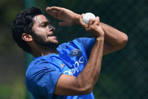 Shardul Thakur has already represented in ODIs and T20s and now makes his test debut.