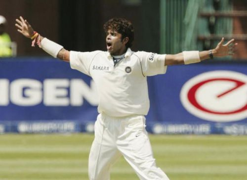 Sreesanth was instrumental in quite a few of India's memorable Test wins in recent times
