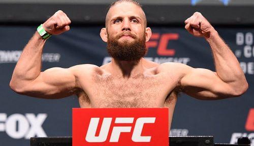 Nik Lentz scored an impressive win at UFC 229
