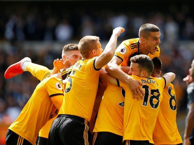 Wolverhampton Wanderers have gathered 15 points from the first 8 matches this season