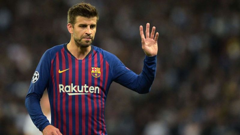 3 Dream Replacements For Gerard Pique At Fc Barcelona