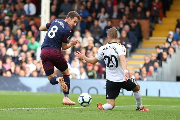 Ramsey's display vs Fulham gave a timely reminder of his abilities.