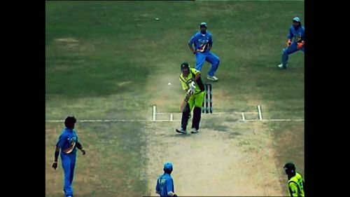 Image result for Inzamam-ul-Haq Dismissed for obstructing the field against India in 2006