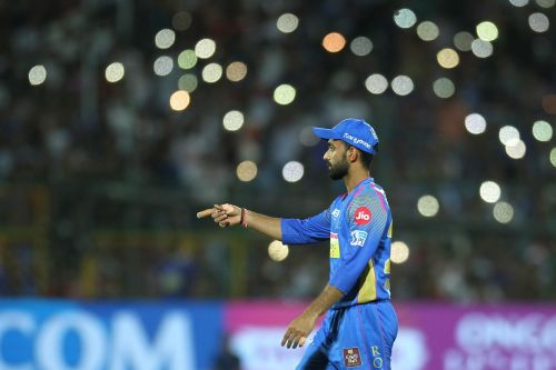 Rajasthan Royals finished fourth in the captaincy of Ajinkya Rahane
