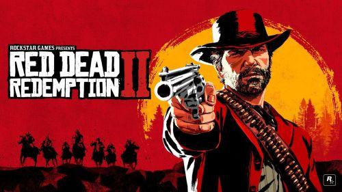 Red Dead Redemption 2: Official Art - Image Courtesy: Rockstar Games