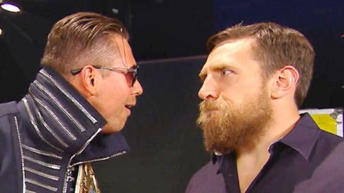 The Miz and Daniel Bryan: At odds for nearly a decade