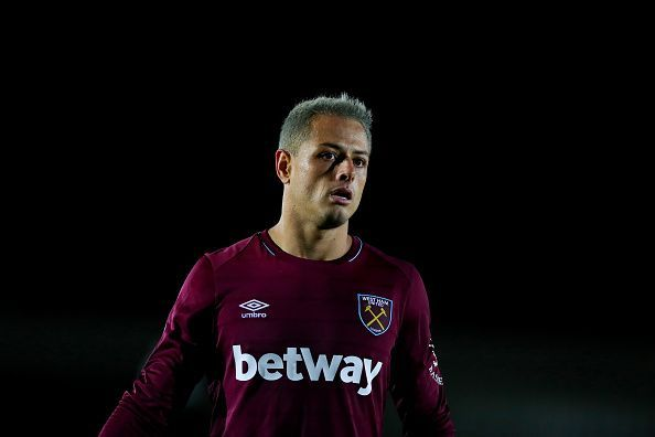 Once played for Real Madrid, currently doesn't even start for West Ham