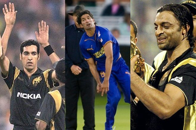 11 famous Pakistani cricketers who have been a part of the IPL