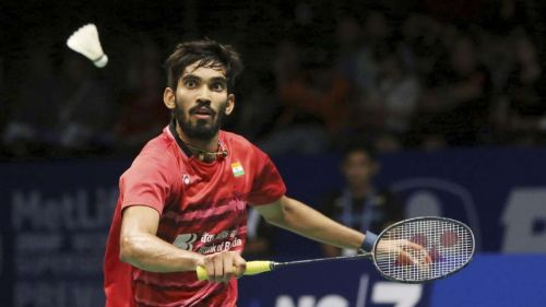 Kidambi Srikanth moves into second round