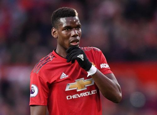 Pogba is one of the most marketable athletes in the world