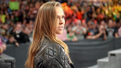 Ronda Rousey needs to watch her back at Super Show-Down