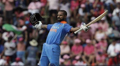 The Gabbar of Indian cricket.