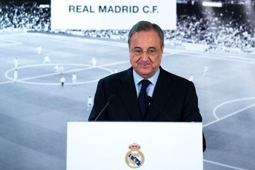 Who would Perez appoint as the new Madrid boss?