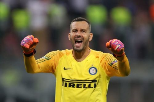 Handanovic continues to go strong even at 34