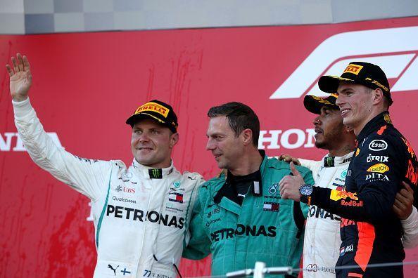 F1 Japanese Grand Prix