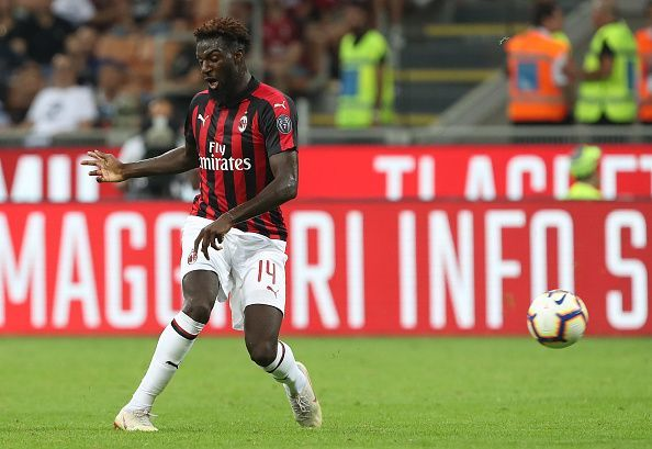 Bakayoko has been underwhelming for AC Milan