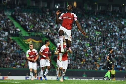 His strike against Sporting was well-taken