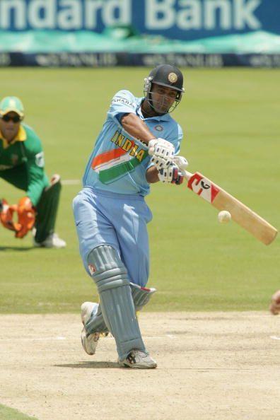 5th Mtn ODI - SA v India