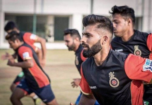 Manan Vohra did not get enough chances on a stacked RCB team