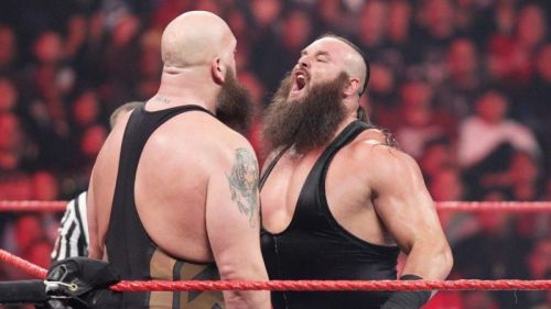 The Big Show's last televised match was against Braun Strowman in September 2017