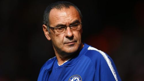 Sarri has done some impressive work with Chelsea