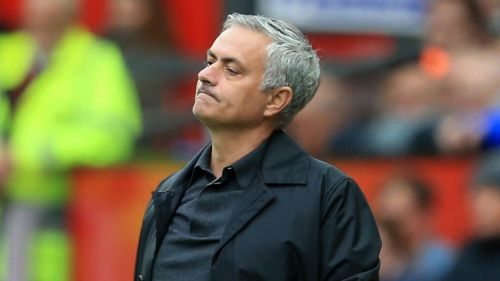 With every dropped point, the pressure is mounting on Jose Mourinho