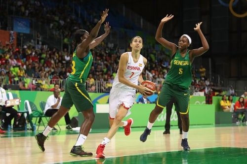Spain v Senegal - Women's Basketball - Olympics: Day 7