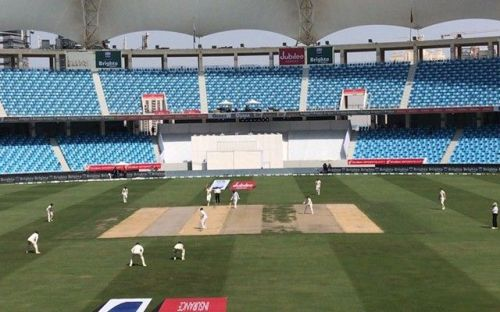 Despite its well-contested nature, Pakistan vs Australia Test at Dubai was played to empty crowds.