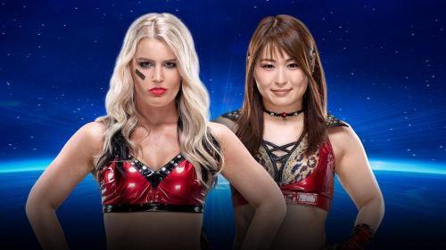 Toni Storm vs. Io Shirai