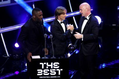 The Best FIFA Football Awards `