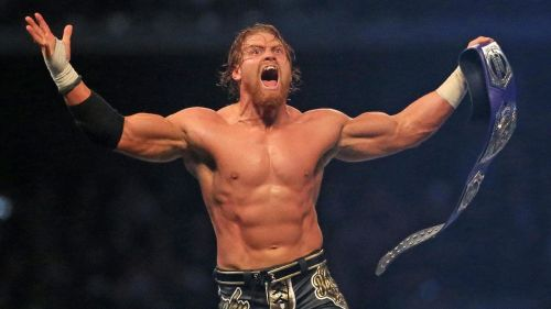 Image result for buddy murphy cruiserweight champion