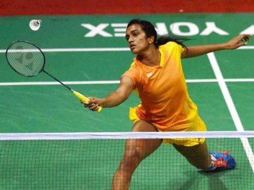 PV Sindhu into the quarter finals of French Open 2018