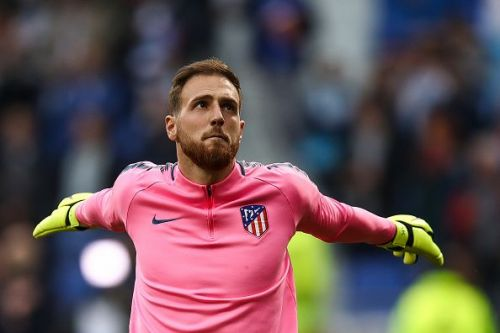 Jan Oblak has impressed during his time at Atletico Madrid