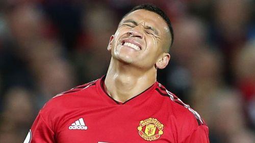 Sanchez is struggling at Manchester United.