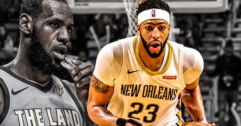 Anthony Davis is surely the man to look for once LeBron exits the spotlight.