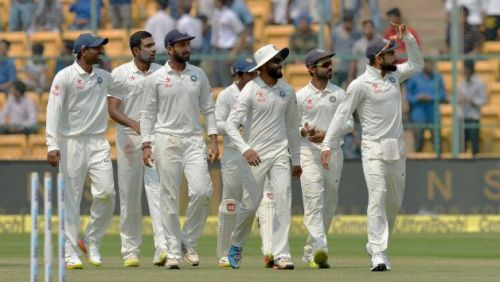 Image result for India 2nd Test win