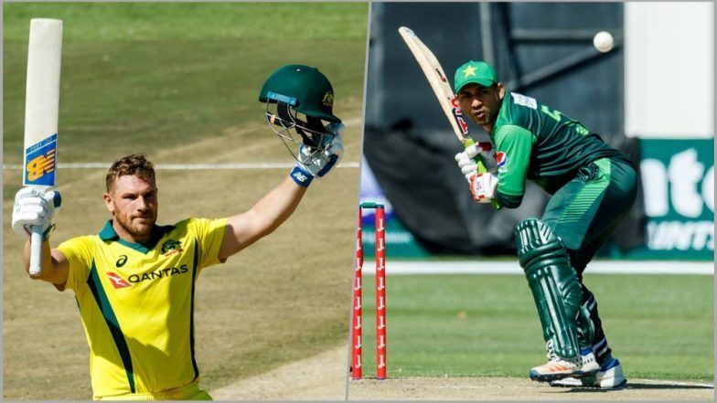 Aaron Finch scored 4 runs in 3 matches while Sarfraz Ahmed could not score a single run in the series