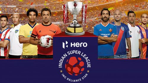 The growth of India football is evident from the growing popularity of ISL.