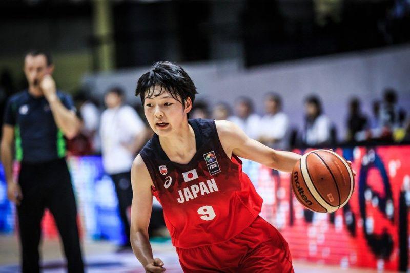 Norika Konno of Japan (Image Courtesy: FIBA)