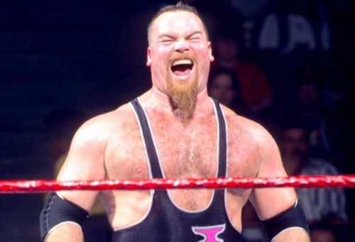 Jim 'the Anvil' Neidhart's name has been used in Natalya's feuds on Raw recently.
