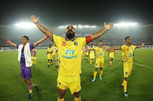 Kerala Blasters' captain Sandesh Jhinghan [Image: ISL]