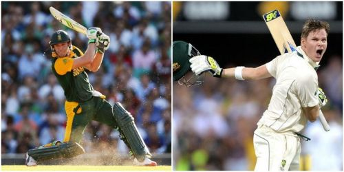 AB de Villiers and Steven Smith will be up for grabs in the Platinum category