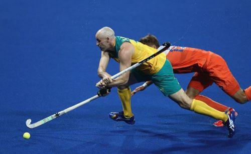 Hockey - Olympics: Day 9