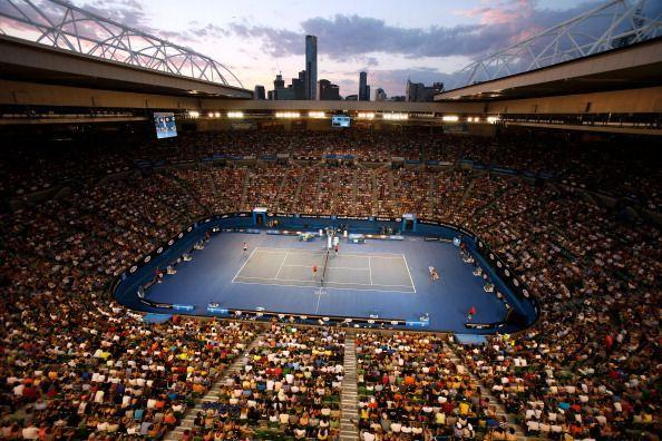 The Rod Laver Arena, Melbourne