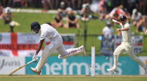 Sri Lanka v England: Second Test - Day Two