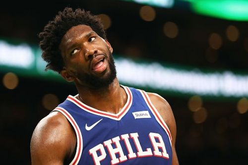 Embiid has quickly become of the NBA's best rebounders