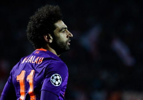 Salah was wayward on Tuesday but will be looking to return to form on Remembrance day.