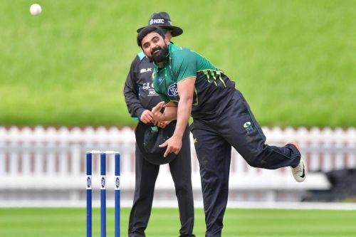 Ajaz Patel took a five wicket haul on second innings